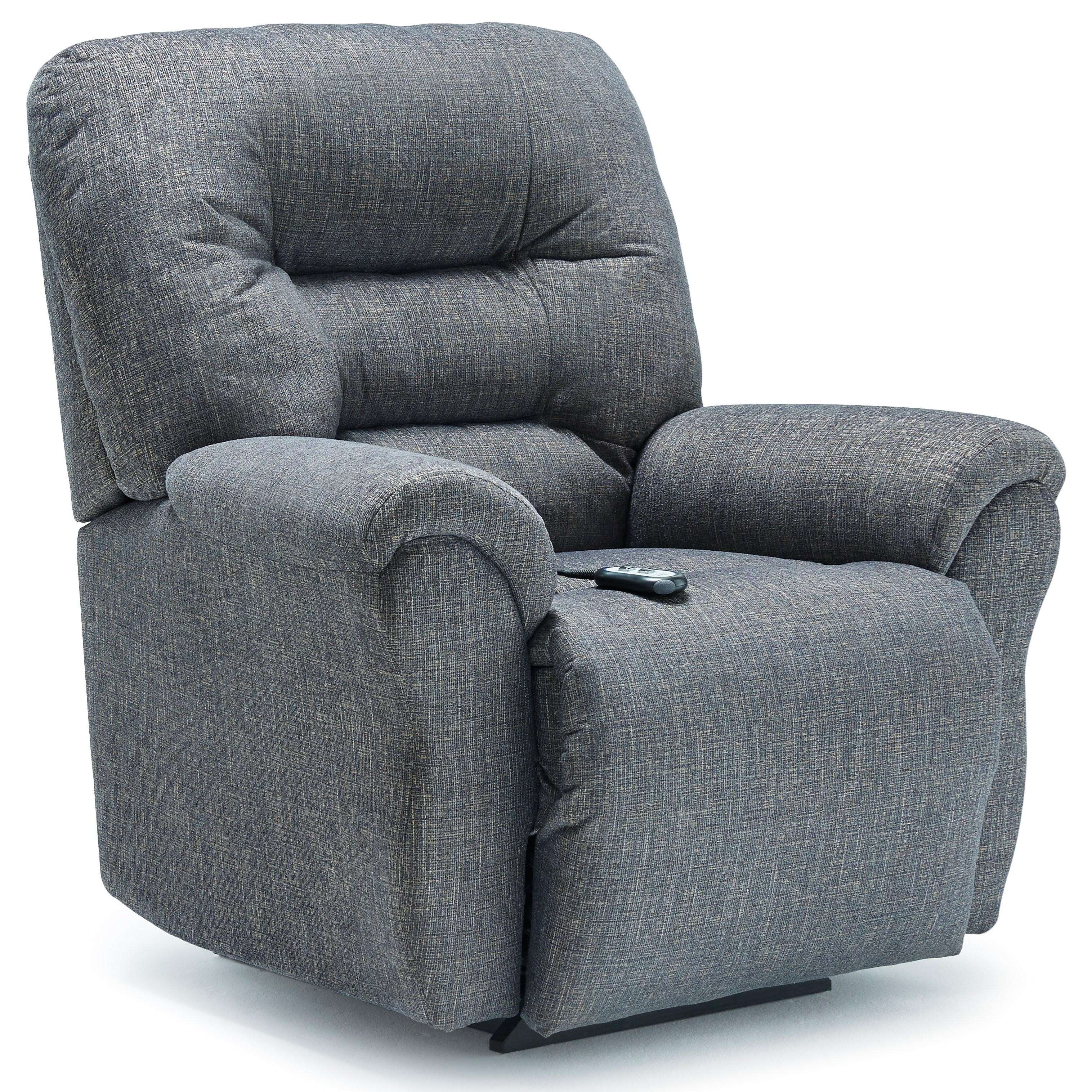 Best Furnitures: Casual Swivel Rocker Recliner By Best Home Furnishings