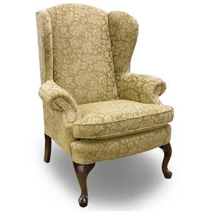 Best Home Furnishings Chairs - Wing Back Sylvia Wing Chair
