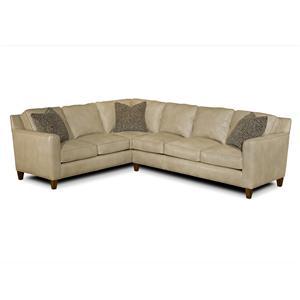 Bradington Young Yorba Yorba Sectional Sofa
