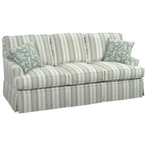Braxton Culler 678 Casual Westport Sofa
