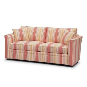 Braxton Culler BC550 2 Cushion Upholstered Sleeper Sofa