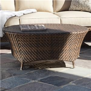 Braxton Culler Belle Isle Round Cocktail Table