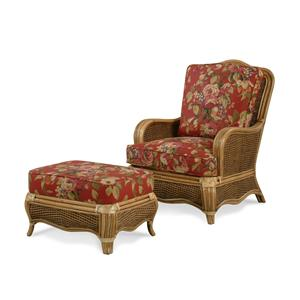 Braxton Culler Shorewood chair & ottoman