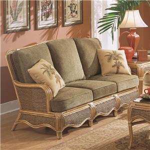 Braxton Culler Shorewood 3-Seater Stationary Sofa