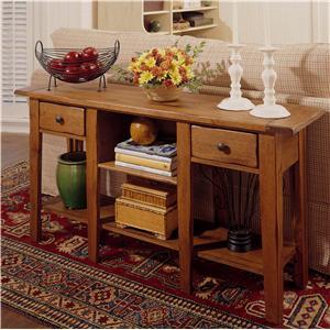 Broyhill Furniture Attic Heirlooms Sofa Table