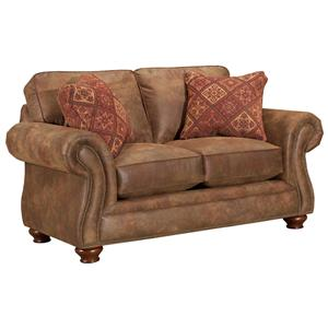 Broyhill Express Laramie <b>Quick Ship</b> Loveseat
