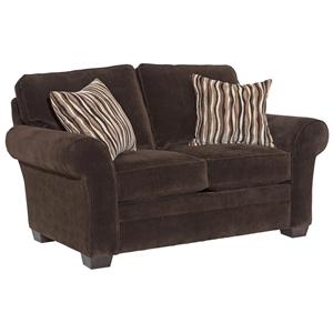 Broyhill Express Zachary <b>Quick Ship</b> Loveseat