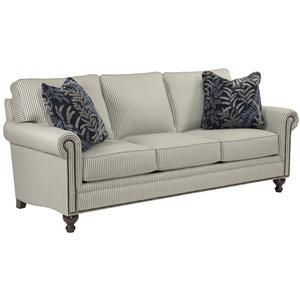 Broyhill Furniture Harrison Casual Style Sofa