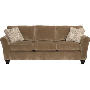 Broyhill Furniture Maddie Contempoary Queen Goodnight Sleeper Sofa