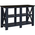 50in. Small Console Table