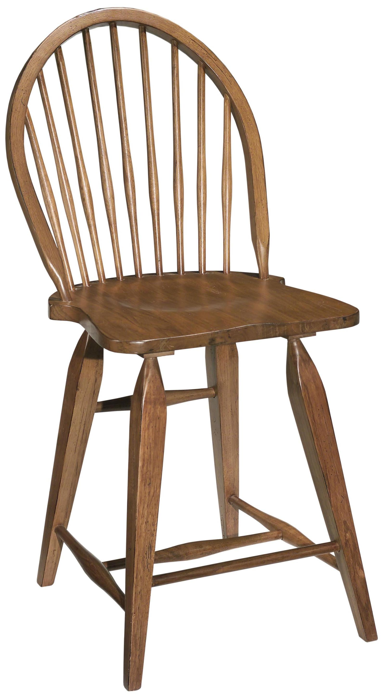 Windsor Counter Stool By Broyhill Furniture Wolf And