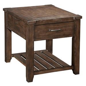 Broyhill Furniture Attic Retreat End Table
