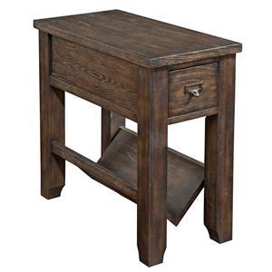 Broyhill Furniture Attic Retreat Chairside Table