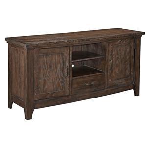 Broyhill Furniture Attic Retreat Entertainment Console