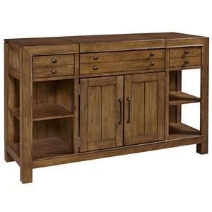Broyhill Furniture Bethany Square Sideboard