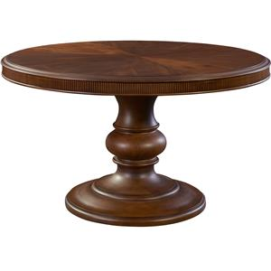 Broyhill Furniture Cascade Round Dining Table