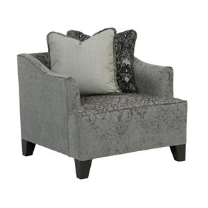 Broyhill Furniture Delilah Transitional Chair and a Half