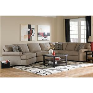 Broyhill Furniture Ethan Sectional Sofa