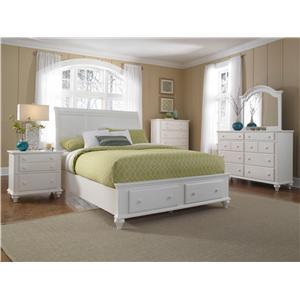 Broyhill Furniture Hayden Place Queen Bedroom Group