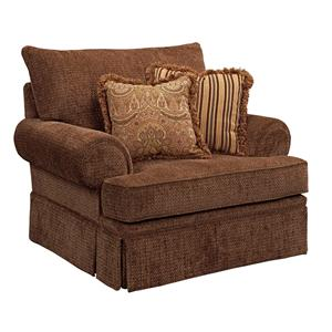 Broyhill Furniture Helena Helena Chair and a Half
