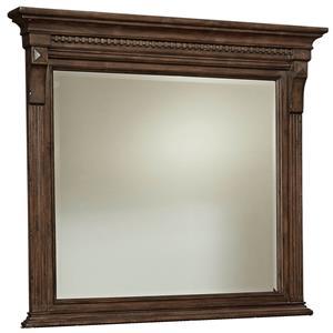 Broyhill Furniture Lyla Landscape Dresser Mirror