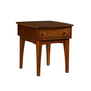 Broyhill Furniture Mardella Drawer End Table