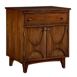 Broyhill Furniture Mardella Door Nightstand