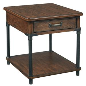 Broyhill Furniture Saluda Drawer End Table