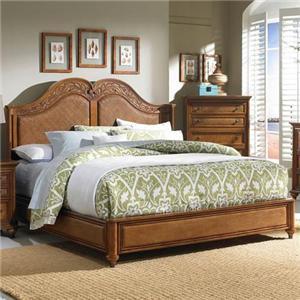 Broyhill Furniture Samana Cove King Panel Bed
