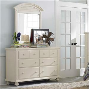 Broyhill Furniture Seabrooke Dresser & Mirror