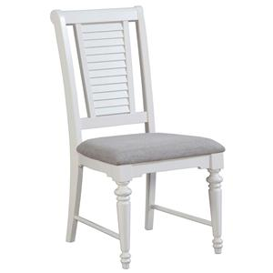 Broyhill Furniture Seabrooke Upholstered Dining Side Chair