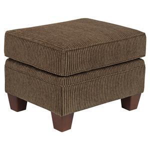 Broyhill Furniture Travis Ottoman