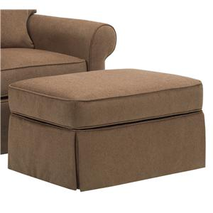 Broyhill Furniture Uptown Traditional Ottoman