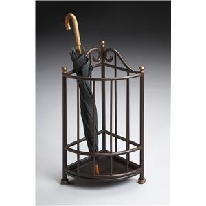 Butler Specialty Company Metalworks Umbrella Stand