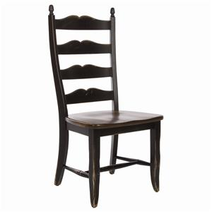 Canadel Champlain - Custom Dining <b>Customizable</b> Dining Side Chair