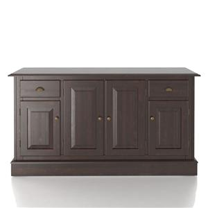 Canadel Custom Dining <b>Customizable</b> 60 Inch Buffet