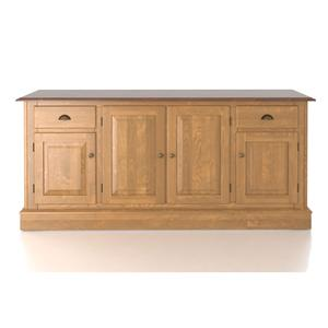 Canadel Custom Dining <b>Customizable</b> 72 Inch Buffet