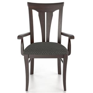 Canadel Custom Dining <b>Customizable</b> Upholstered Armchair