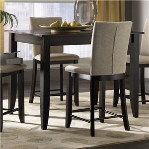 Canadel Custom Dining - High Dining <b>Customizable</b> Rectangular Table