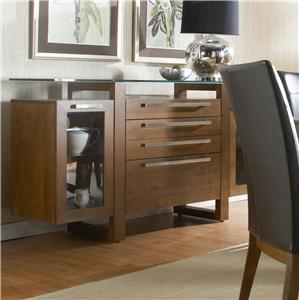 Canadel High Style - Custom Dining <b>Customizable</b> Buffet