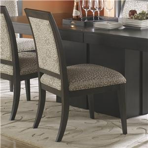 Canadel High Style - Custom Dining <b>Customizable</b> Upholstered Side Chair