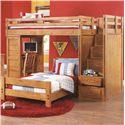 Twin/Twin Loft Bed