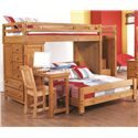 Twin/Full Loft Bed