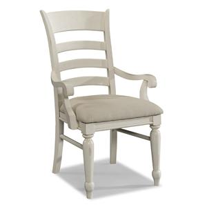 Morris Home Furnishings Livingston Livingston Arm Chair