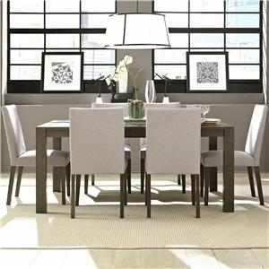 Belfort Select Modera Table and Chair Set