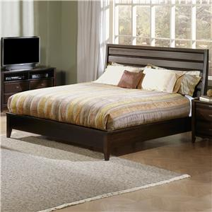 Casana Morgan Queen Platform Bed