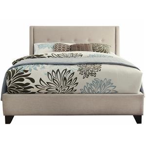Belfort Select East Gate Upholstered Bed King Upholstered Bed