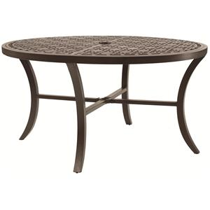 Castelle by Pride Family Brands Madrid Round Dining Table