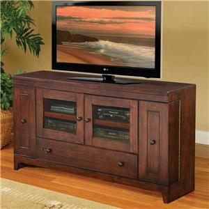 "Morris Home Furnishings Celina Celina 57"" Media Console"