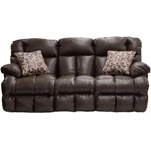 Catnapper Cedar Creek Casual Reclining Sofa